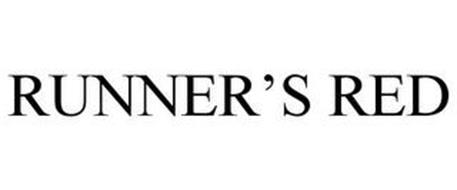 RUNNER'S RED