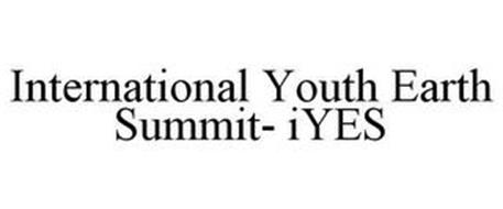 INTERNATIONAL YOUTH EARTH SUMMIT (IYES)
