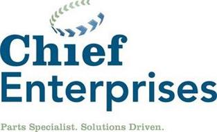 CHIEF ENTERPRISES PARTS SPECIALIST. SOLUTIONS DRIVEN.