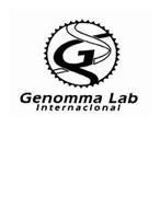 G GENOMMA LAB INTERNACIONAL