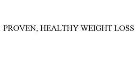 PROVEN, HEALTHY WEIGHT LOSS