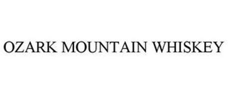 OZARK MOUNTAIN WHISKEY