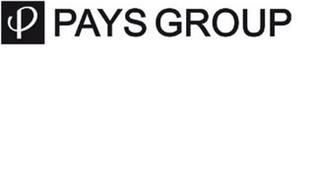 P PAYS GROUP