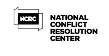NCRC NATIONAL CONFLICT RESOLUTION CENTER