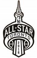NBA ALL STAR TORONTO 2016