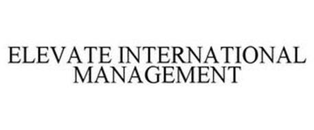 ELEVATE INTERNATIONAL MANAGEMENT