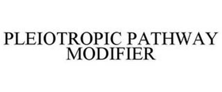 PLEIOTROPIC PATHWAY MODIFIER