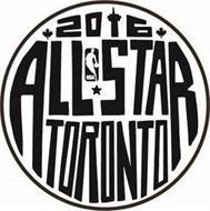 NBA 2016 ALL-STAR TORONTO