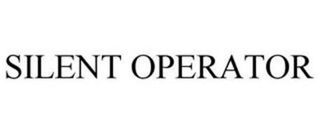 SILENT OPERATOR