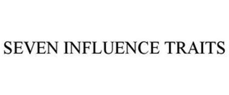 SEVEN INFLUENCE TRAITS