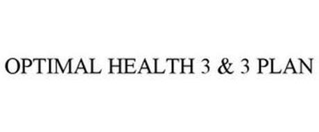 OPTIMAL HEALTH 3 & 3 PLAN