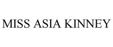 MISS ASIA KINNEY