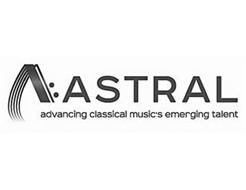 A: ASTRAL ADVANCING CLASSICAL MUSIC'S EMERGING TALENT