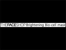 THEFACESHOP BRIGHTENING BIO-CELL MASK
