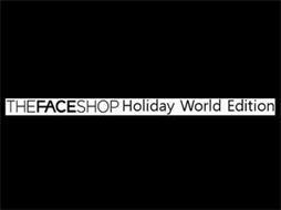 THEFACESHOP HOLIDAY WORLD EDITION