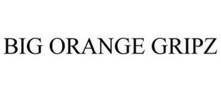 BIG ORANGE GRIPZ