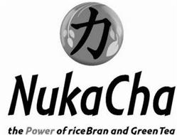 NUKACHA THE POWER OF RICE BRAN AND GREAN TEA