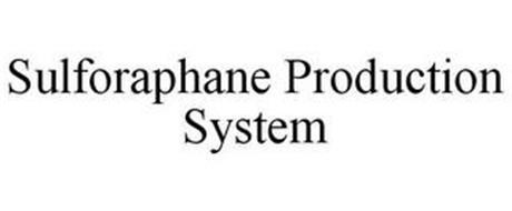 SULFORAPHANE PRODUCTION SYSTEM