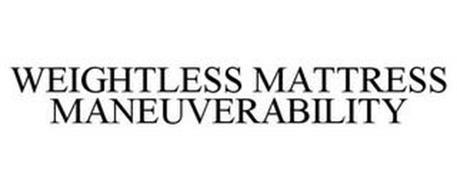 WEIGHTLESS MATTRESS MANEUVERABILITY