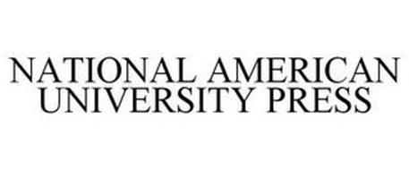 NATIONAL AMERICAN UNIVERSITY PRESS