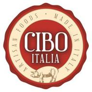 CIBO ITALIA ARTISAN FOODS · MADE IN ITALY