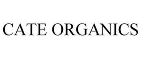 CATE ORGANICS