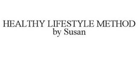 HEALTHY LIFESTYLE METHOD BY SUSAN