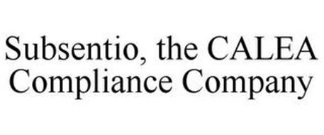 SUBSENTIO, THE CALEA COMPLIANCE COMPANY