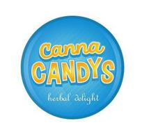 CANNA CANDYS HERBAL DELIGHT
