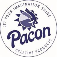 PACON CREATIVE PRODUCTS LET YOUR IMAGINATION SHINE