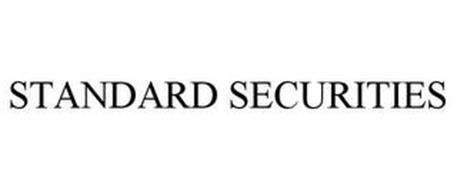STANDARD SECURITIES