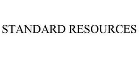 STANDARD RESOURCES