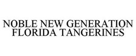 NOBLE NEW GENERATION FLORIDA TANGERINES
