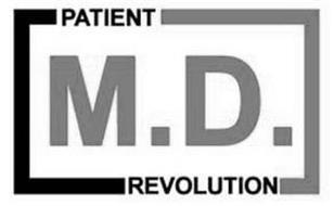 PATIENT REVOLUTION M.D.