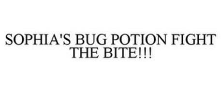 SOPHIA'S BUG POTION FIGHT THE BITE!!!