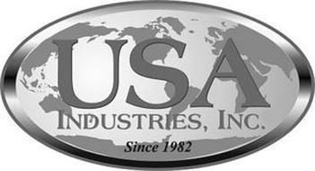 USA INDUSTRIES, INC. SINCE 1982