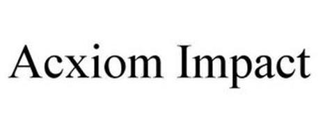 ACXIOM IMPACT