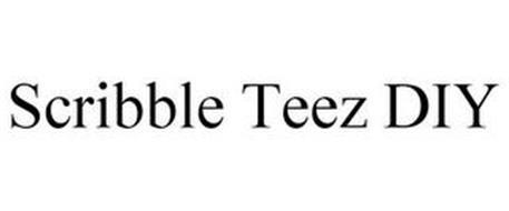 SCRIBBLE TEEZ DIY