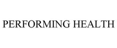PERFORMING HEALTH
