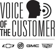 VOICE OF THE CUSTOMER GMC