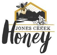 JONES CREEK HONEY
