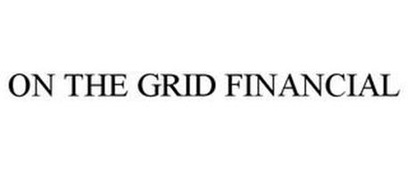 ON THE GRID FINANCIAL