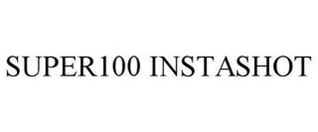 SUPER100 INSTASHOT
