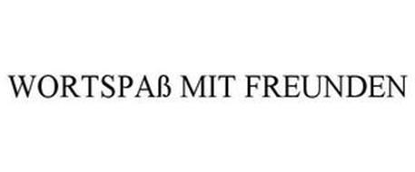 WORTSPAß MIT FREUNDEN