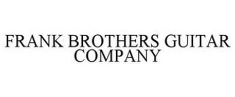 FRANK BROTHERS GUITAR COMPANY