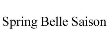 SPRING BELLE