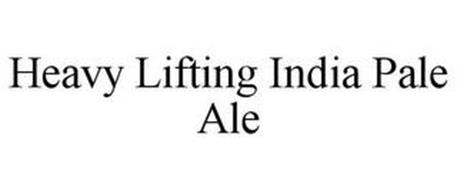 HEAVY LIFTING INDIA PALE ALE