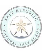 SALT REPUBLIC NATURAL SALT SCRUB