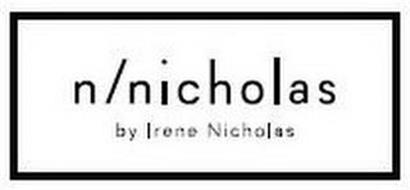 N/NICHOLAS BY IRENE NICHOLAS