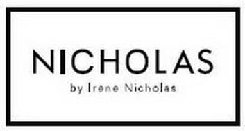 NICHOLAS BY IRENE NICHOLAS